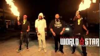 DJ Khaled (Ft. Mavado) - Suicidal / Aktion Pak [Official Video][HD]