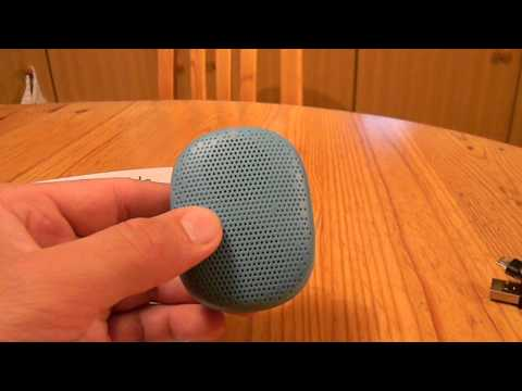 Terratec Concert Me mini Bluetooth Lautsprecher 1 Watt