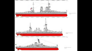 South American Dreadnoughts - The Race Is On!