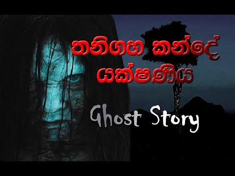#holman katha 👻තනිගහ කන්දේ #යක්ෂණිය (සත්ය කතාවක්) #sinhala ghost story