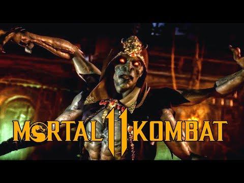 Mortal Kombat 11 - Official Kollector Gameplay Reveal Trailer | New Character
