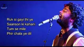 RAANJHANA LYRICS ARIJIT SINGH Arijit Singh Raanjhanaa