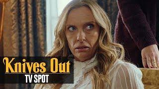 """Knives Out (2019) Official TV Spot """"Incredible Cast""""– Daniel Craig, Chris Evans, Ana de Armas"""