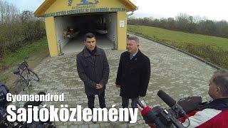 preview picture of video 'Sajtóközlemény Körös Kajak SE (Gyomaendrőd)'