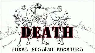 Три богатыря против смерти. Смешной мультик😁