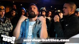 WordUP! VIP - Marshall'Ombre et Arcanes Vs Crack-A-Starr et Woodman