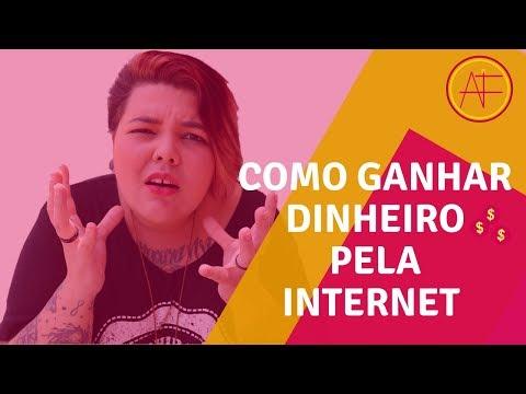 Como ganhar DINHEIRO pela INTERNET| Thammy e Feer| Autonomia Feminina|