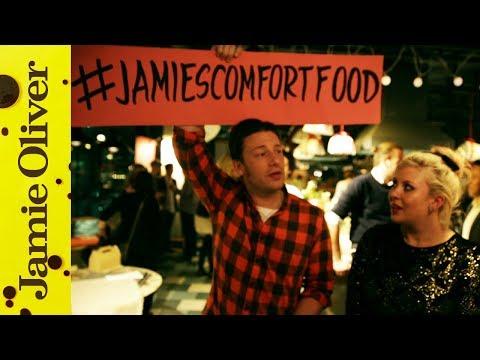 What's Jamie Eating Today? #23   Sprinkle of Glitter   #JamiesComfortFood