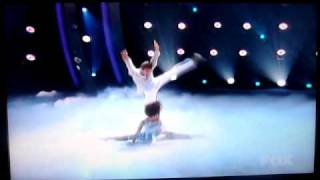 Charlie and Neil SYTYCD 7 Finale