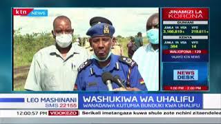 Washukiwa wawili wa uhalifu wauawa Ruiru kwa kupigwa risasi
