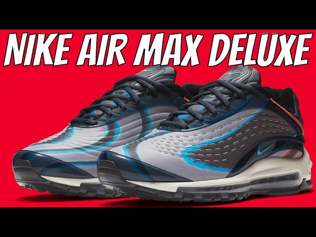 d69ab730b4b94 NIKE AIR MAX DELUXE DETAILED SNEAKER REVIEW AND ON FEET 10:02 124