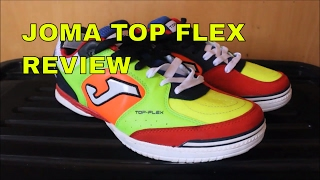 JOMA TOP FLEX (SYNTHETIC) INDOORS OVERVIEW