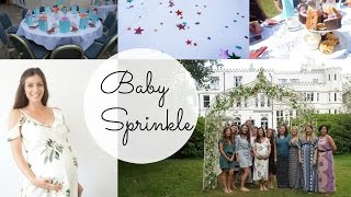 BABY SPRINKLE DAY