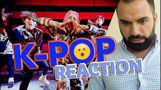 Reaction to K-pop Big Bang - رياكشن كيبوب بيك بانك