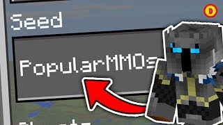 Minecraft : We Found PopularMMOS ON THIS SEED(Ps3/Xbox360/PS4/XboxOne/WiiU)