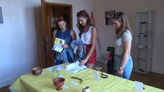 Archeologietentoonstelling Opgegraven Verleden - Langstraat TV