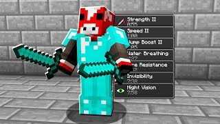 Overpowered Mob MASK! (Minecraft Factions)