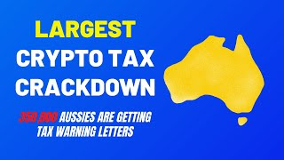 Australian Tax Office Is Cracking Down on 350,000 Crypto Users