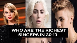 Top 20 Richest Singers In the World in 2019 | The Financial Street