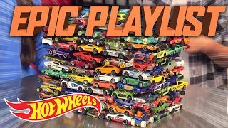 Wind, Water, Wheels! | The Epic Playlist | @Hot Wheels