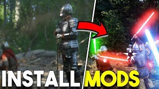 kingdom come deliverance mods not working vortex - Thủ thuật