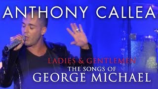Anthony Callea - Amazing (George Michael Cover) LIVE
