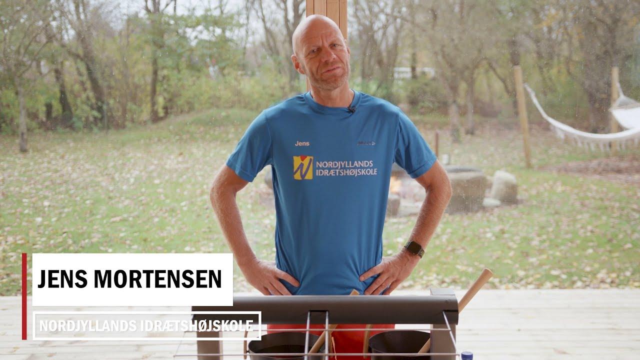 HØJSKOLE HACK: Brug saunagus som restitution i din træning