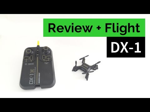 Sharper Image Dx 1 Micro Drone Review And Flight