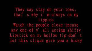 Chamillionaire - We all Done Lyrics (I'm On One FREESTYLE)