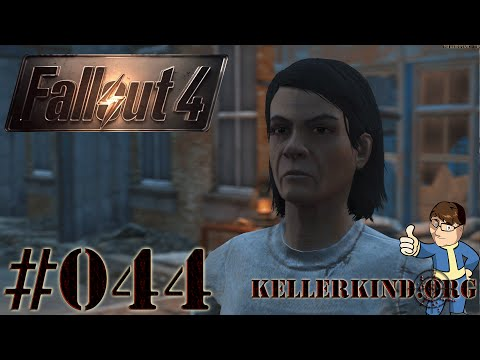 Fallout 4 [HD|60FPS] #044 - Reparaturarbeiten ★ Let's Play Fallout 4
