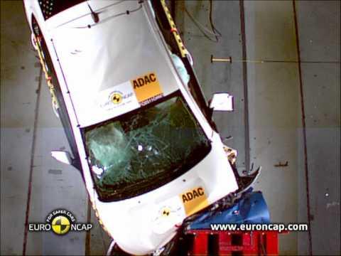 NCAP: Chevrolet Volt