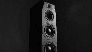 Review!  The Emotiva T1+ Floorstanding Loudspeaker