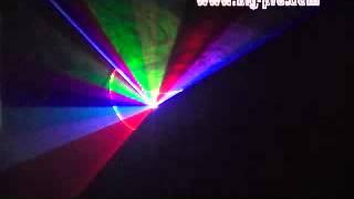 Лазер BIG BESDCARD400RGB