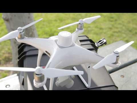 Survey Pro Package - DJI Phantom 4 RTK - AerialMediaPros