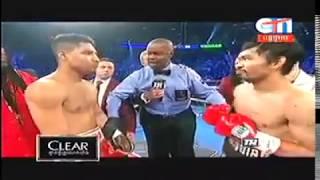 ប្រដាល់ពិភពលោក មេនី ផាគីអៅ និង ជេសុី វេហ្គេស-International Boxing Many Pacquiao Vs Jessie Vargas