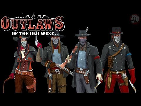 The Skull Gang | Outlaws of the Old West Gameplay | S1 EP7