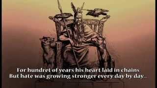 FALKENBACH - When Gjallarhorn Will Sound (LYRICS)