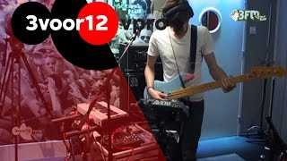 Aestrid - Long Distance Runner Live bij 3voor12 Radio