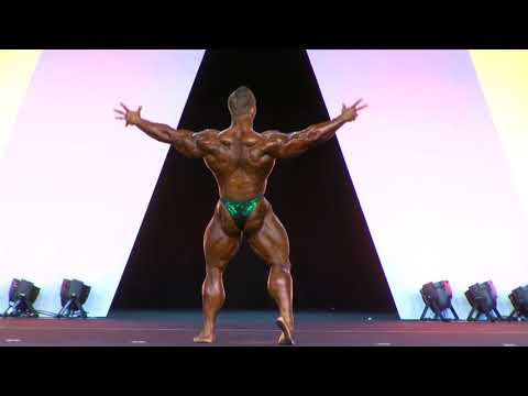 Arnold Clasicc Europe Pro-Show Semifinal