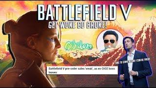 PATRICK SÖDERLUND LEAVES right before Battlefield V fails!