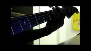 Tiwa Savage- Without my heart ft Don Jazzy- Bass Cover