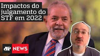 'Lula e PT ainda são forças política bastante intensas no Brasil'