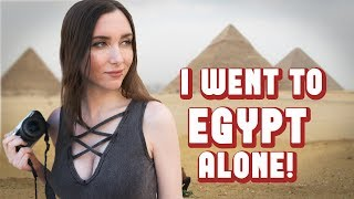 American Girl Goes to Egypt ALONE Movie