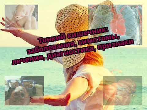 Тонкий кишечник: заболевания, симптомы, лечение, диагностика, признаки
