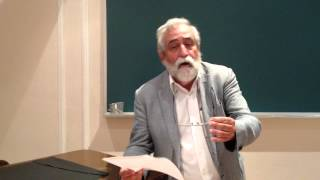 Vicenç Villatoro comentaens comenta la seva part del curs