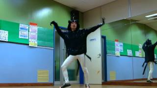 台風ジェネレーション -Typhoon Generation-(嵐)を歌いながら踊ってみた♪