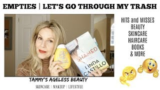 OCTOBER EMPTIES | Hits and Misses | Let's Go Through My TRASH | #empties