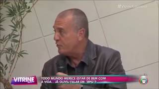 Confira entrevista sobre RPG Souchard com Professor Alberto Silveira no programa Vitrine na TV Tarob