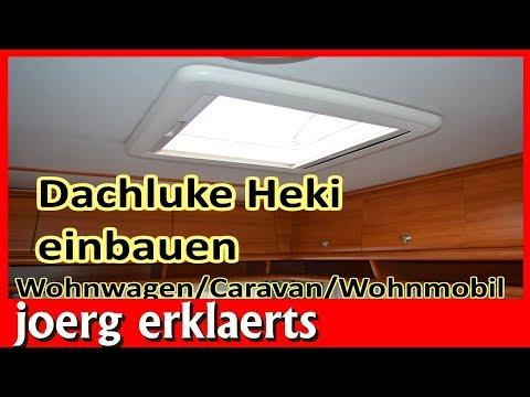 Neu Dachluke Mini Heki Dachfenster einbauen, montieren Wohnwagen Wohnmobil Caravan  Nr.190
