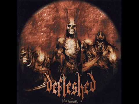 Defleshed - The Iron and the Maiden online metal music video by DEFLESHED